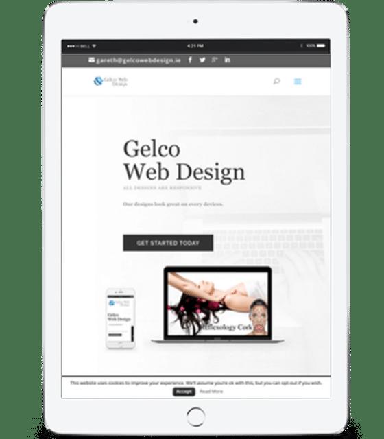 Gelco Web Design Cork